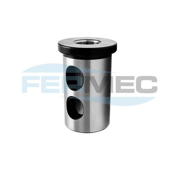 Redução p/ Porta Barra c/ Refrigeração Lateral