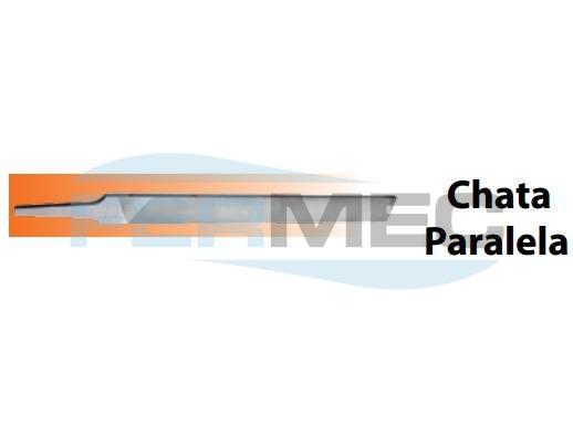 Lima Mecânica Chata Paralela