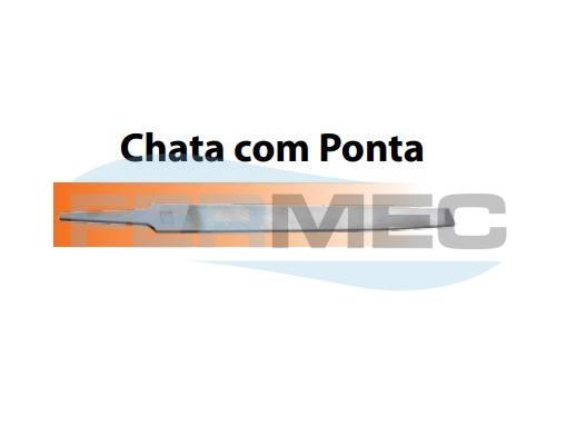 Lima Mecânicas Chata com Ponta
