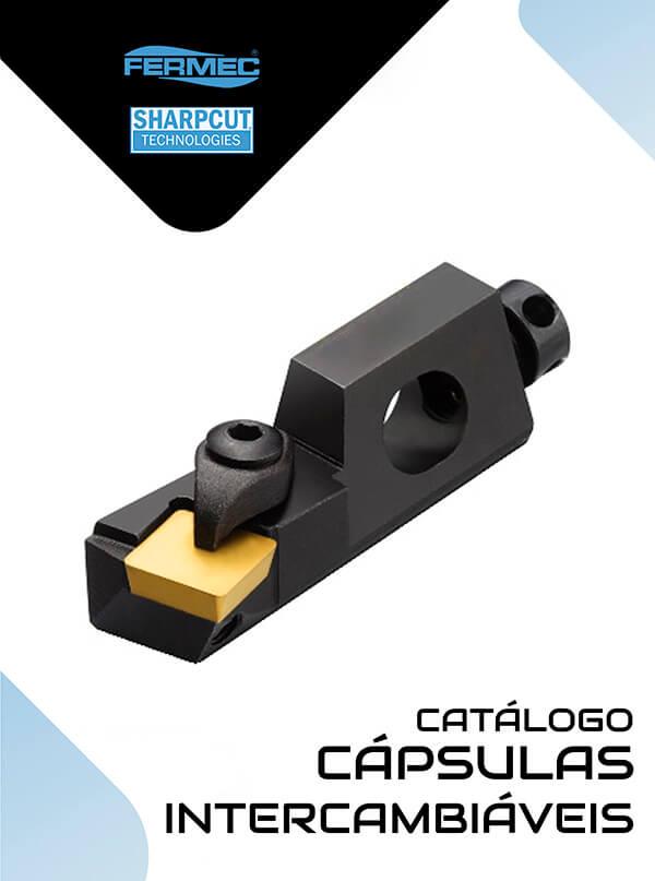CÁPSULAS INTERCAMBIÁVEIS