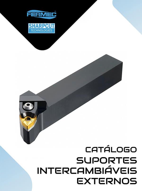 SUPORTES INTERCAMBIÁVEIS EXTERNOS
