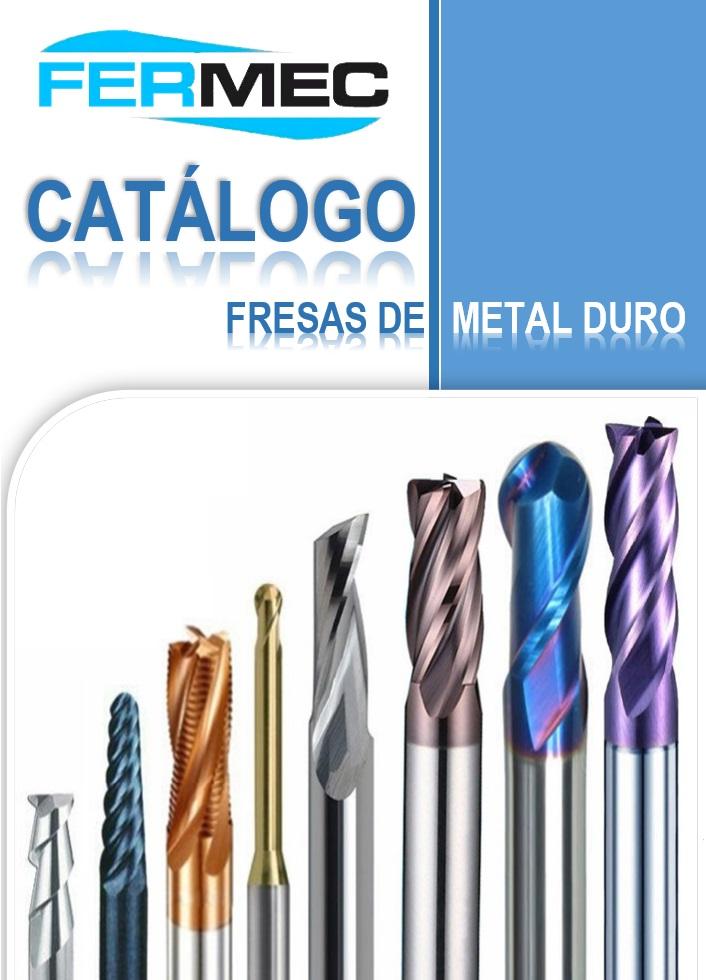 Fresa de Metal Duro