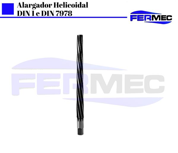 Alargador Helicoidal DIN 1 e DIN 7978