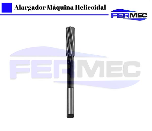 Alargador Máquina Helicoidal