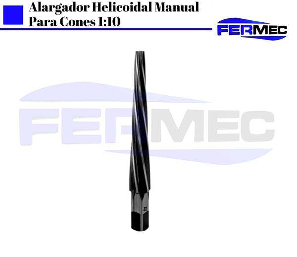 Alargador Helicoidal Manual para Cones 1:10
