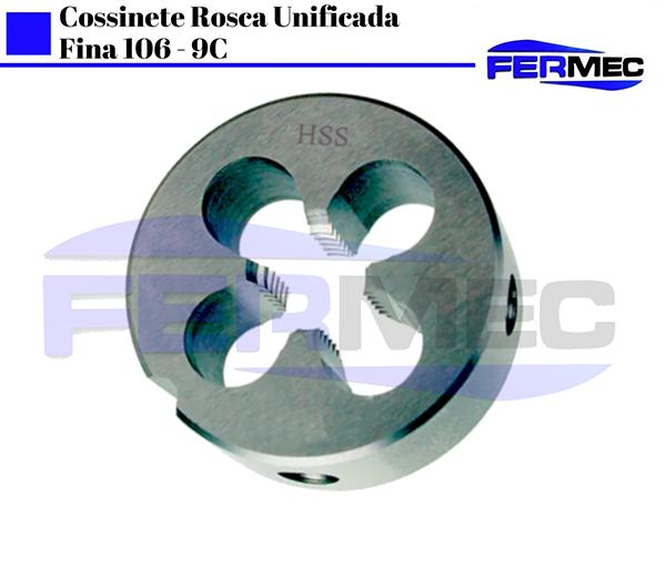 Cossinete Rosca Unificada Fina 106 - 9C