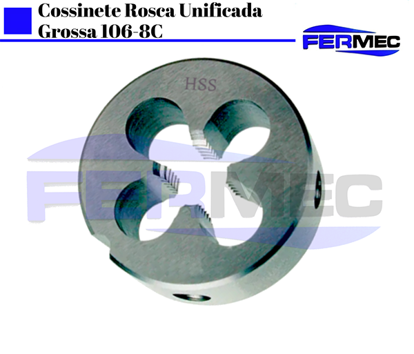 Cossinete Rosca Unificada Grossa 106-8C
