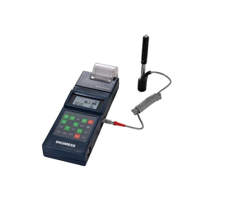 Durômetro Portátil Digital com Impressora Integrada