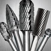 Limas Rotativas de Metal Duro Miniatura