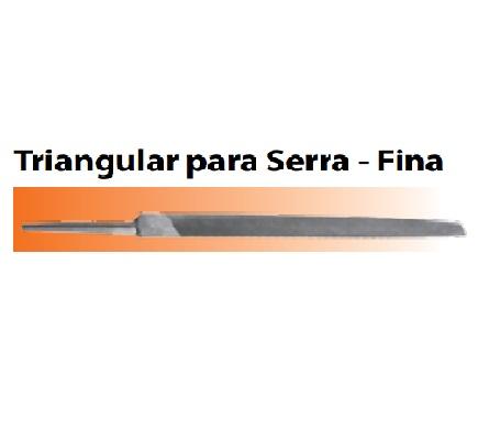 Lima Agrícola Triangular para Serra - Fina