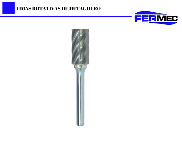 Lima Rotativa Esférica Para Aluminio