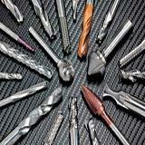 Limas Rotativas em Metal Duro